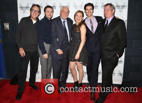 Larry Pine, Vincent Kartheiser, Garry Marshall, Sophie Von Haselberg, Drew Gehling and Mike Bencivenga