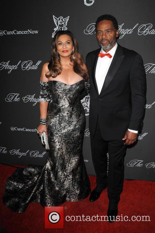 Tina Knowles and Richard Lawson 1