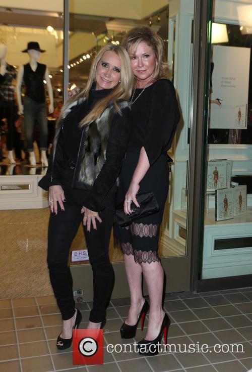 Kim Richards and Kathy Hilton 4