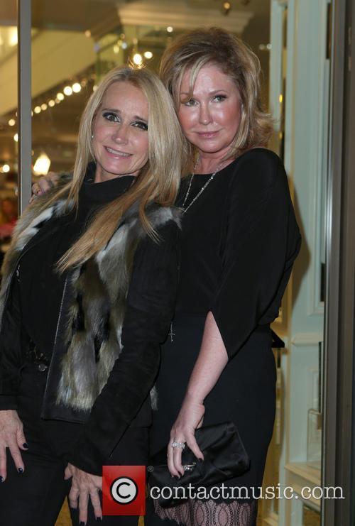 Kim Richards and Kathy Hilton 5