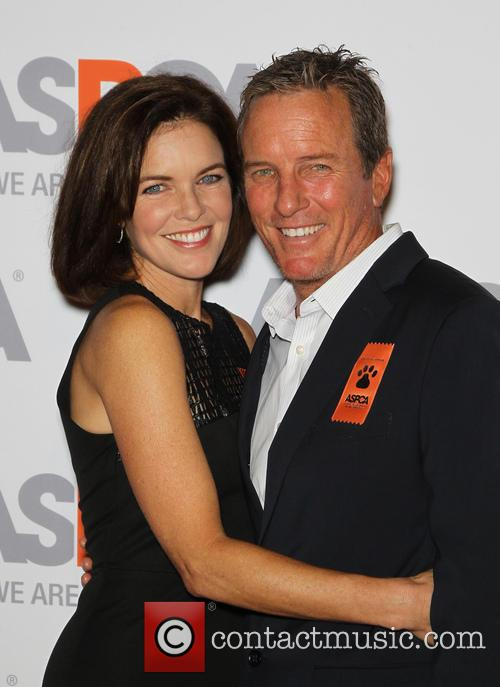 Susan Walters and Linden Ashby