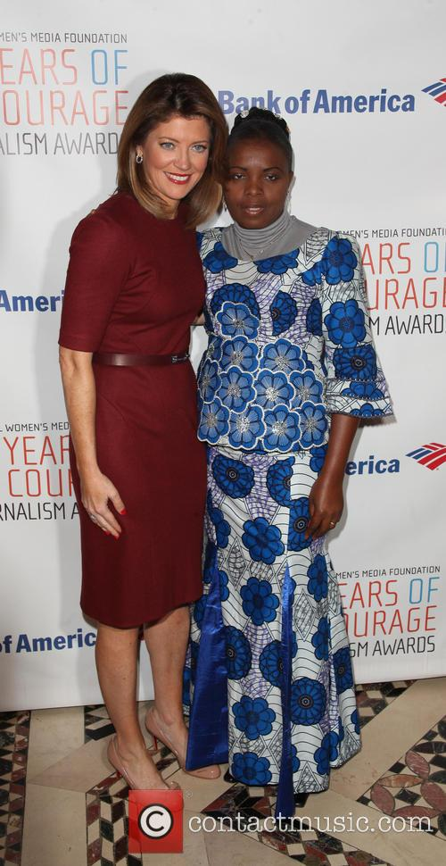 Solange and Norah O'donnell 6