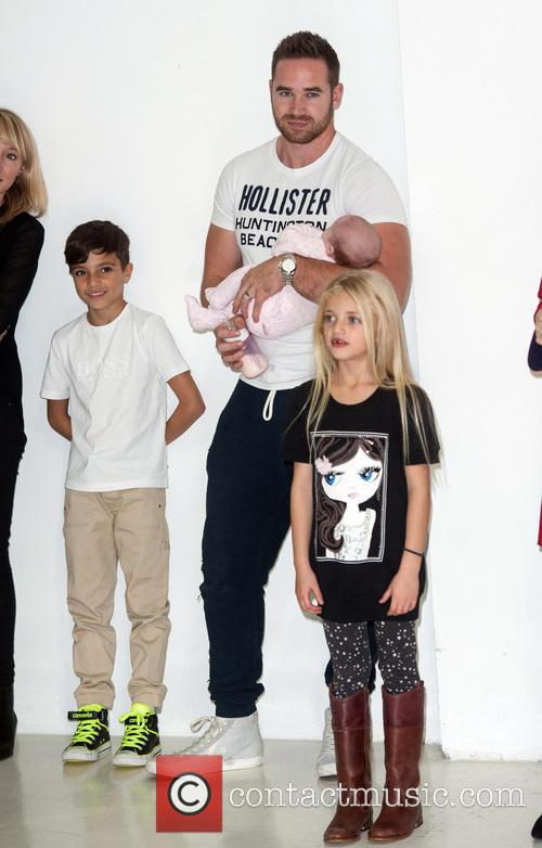Kieran Hayler, Junior, Jett and Princess Tiaamii 1