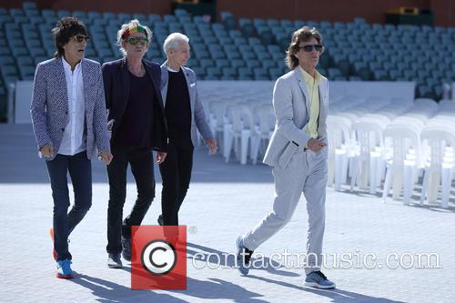 The Rolling Stones, Mick Jagger, Charlie Watts, Keith Richards and Ronnie Wood 6