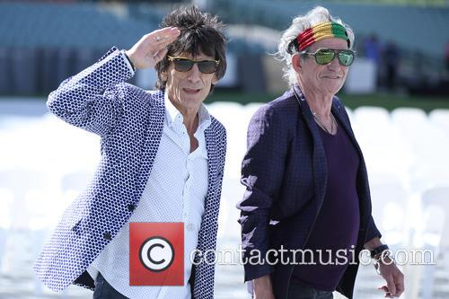 The Rolling Stones, Mick Jagger, Charlie Watts, Keith Richards and Ronnie Wood 10