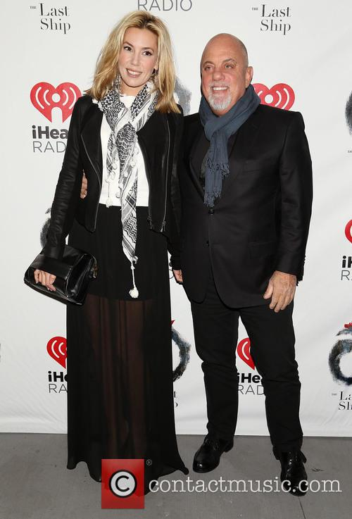 Alexis Roderick and Billy Joel 1