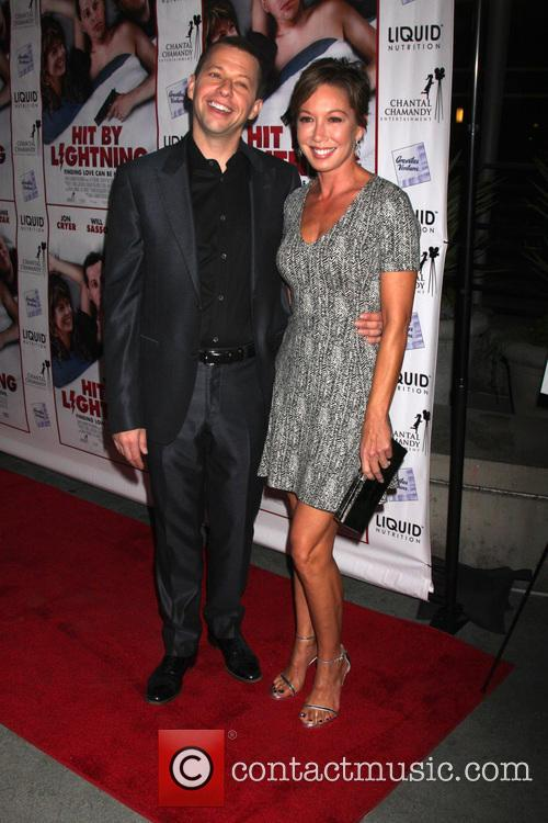 Jon Cryer and Lisa Joyner 3
