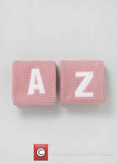 Girls 'a' and 'z' Scarves 8