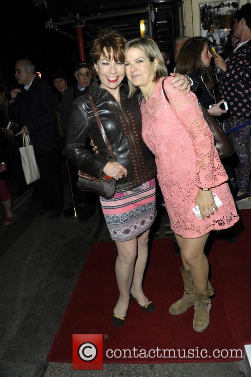 Kathy Lette and Penny Smith 2