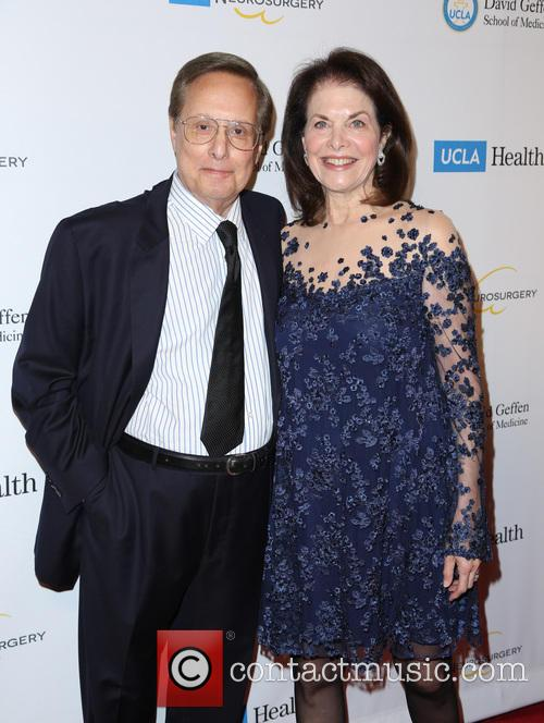 Sherry Lansing and William Friedkin