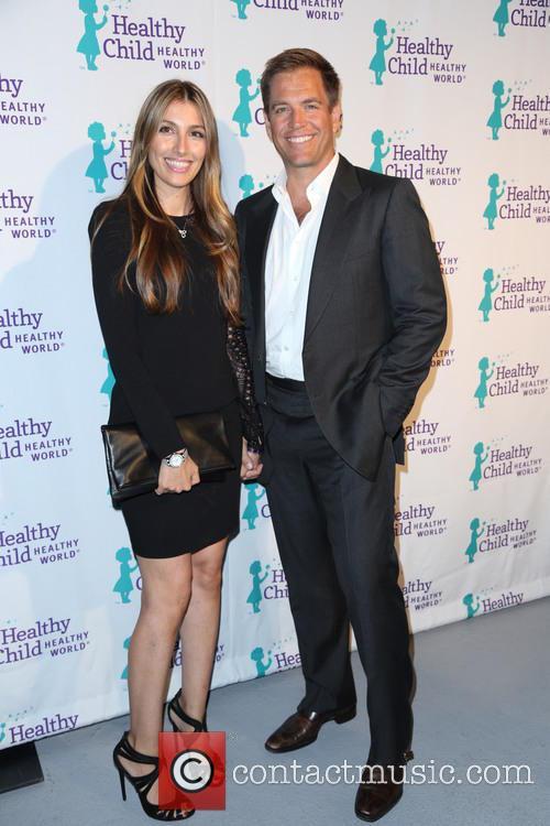 Bojana Jank and Michael Weatherly 6
