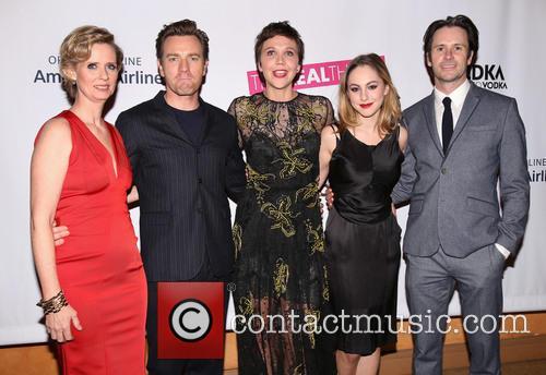 Cynthia Nixon, Ewan Mcgregor, Maggie Gyllenhaal, Madeline Weinstein and Josh Hamilton 1