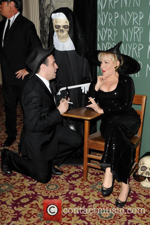 Mario Cantone and Bette Midler 2