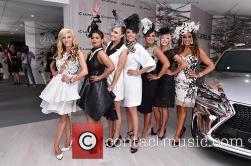 Real Housewives, Chyka Keebaugh, Janet Roach, Gina Liano, Gamble Breaux and Pettifleur Berenger