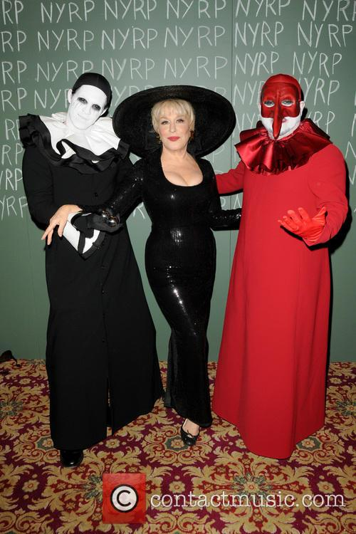 Bette Midler and Narciso Rodriguez