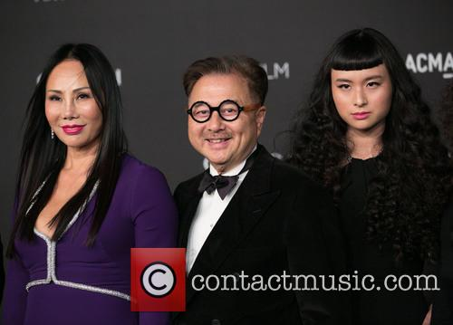 Eva Chow, Michael Chow and Asia Chow 1