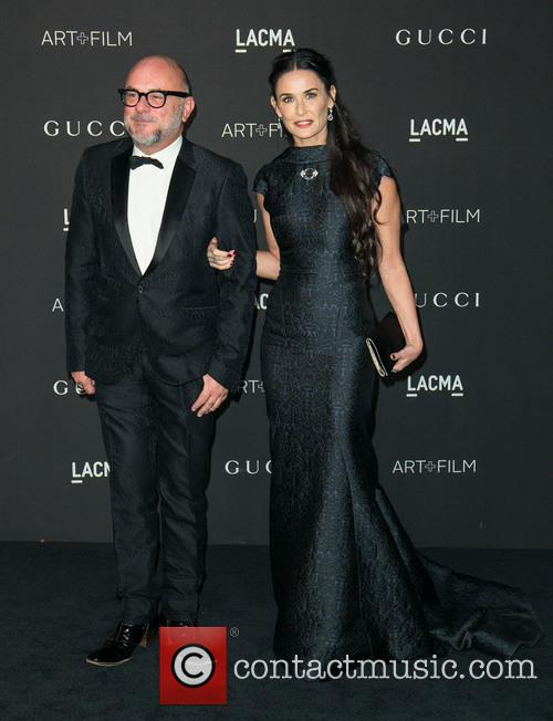 Guest and Demi Moore 1