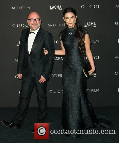 Guest and Demi Moore 6