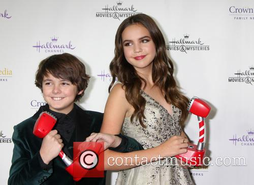 Max Charles and Bailee Madison 5