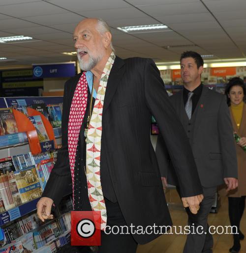 Mick Fleetwood 4