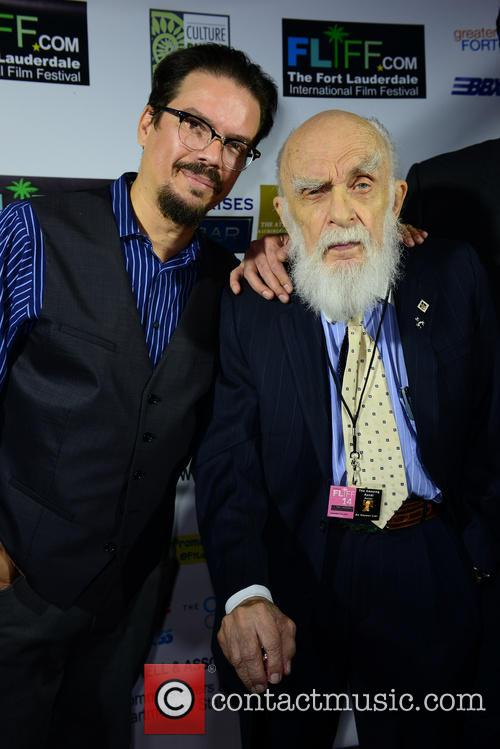Fort Lauderdale, Deyvi Pena and James Randi