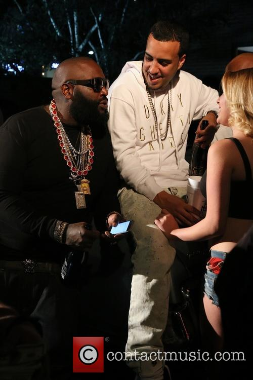 Rick Ross and French Montana 9