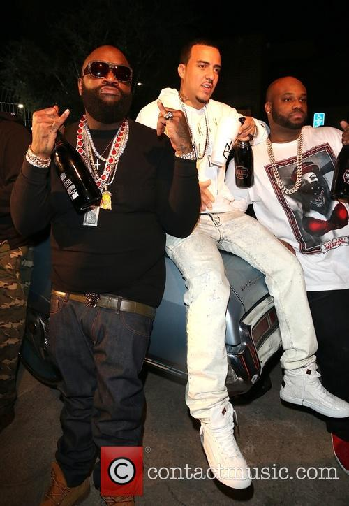 Rick Ross and French Montana