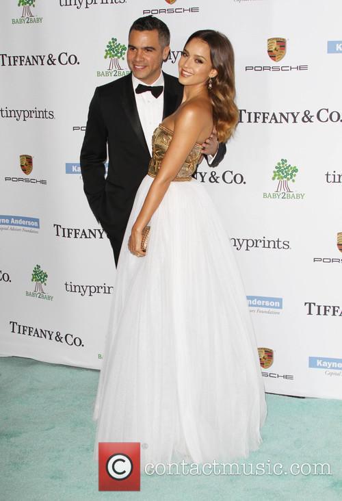 Jessica Alba and Husband Cash Warren 10