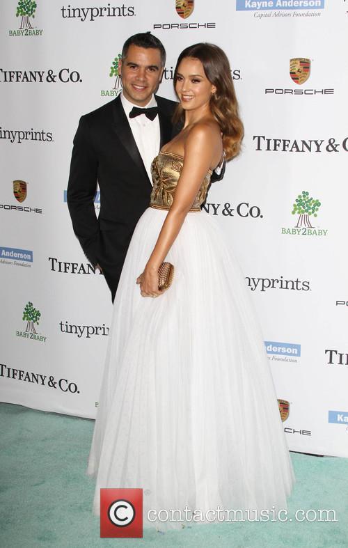 Jessica Alba and Husband Cash Warren 4