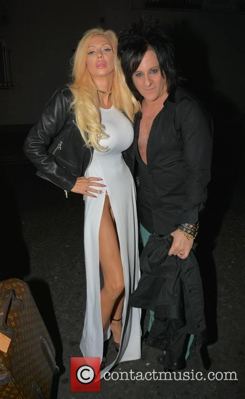 Josie Stevens, Billy Idol and Playboy