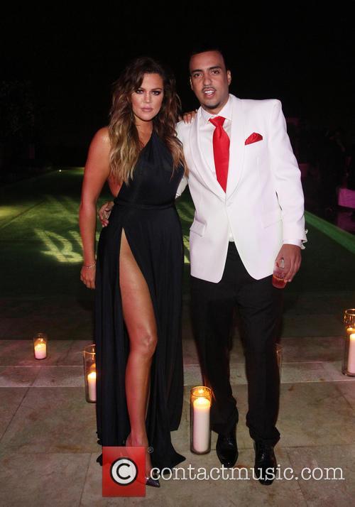 Khloé Kardashian and French Montana 3