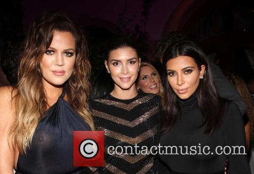 Khloé Kardashian, Shiva Safai and Kim Kardashian 6