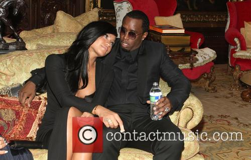 Sean Combs and Guest