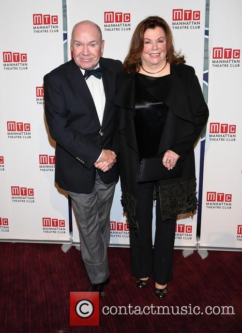 Jack O'brien and Marsha Mason
