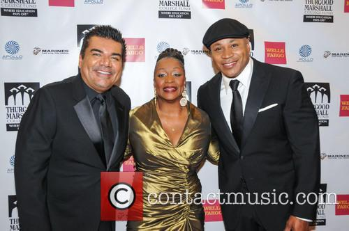 George Lopez, Regina Belle and Ll Cool J