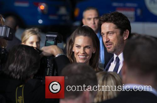 Hilary Swank and Gerard Butler 2