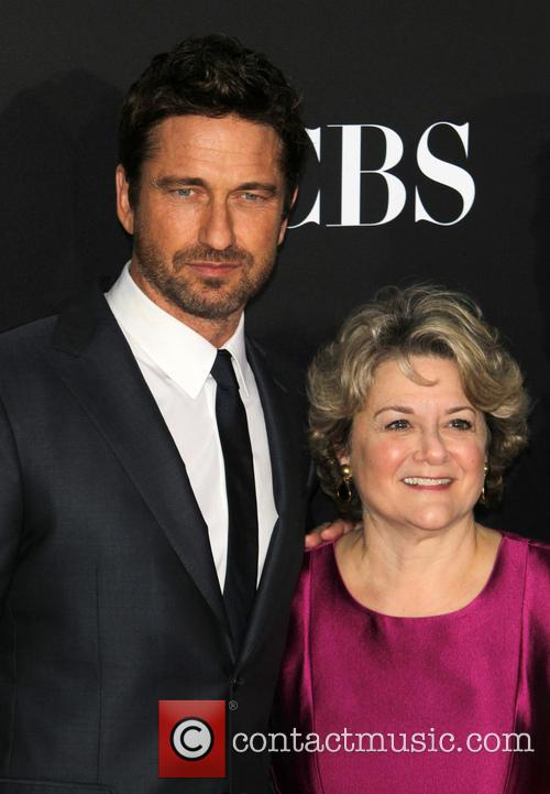 Gerard Butler and Bonnie Arnold 4