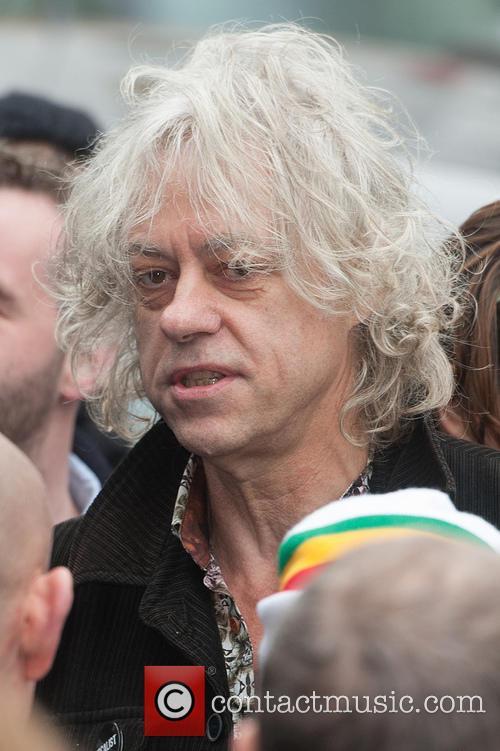 Sir Bob Geldof 6
