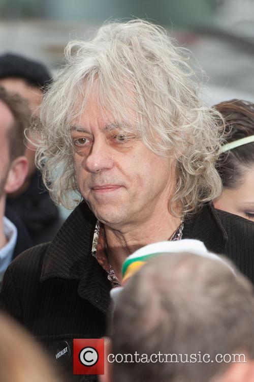 Sir Bob Geldof 7
