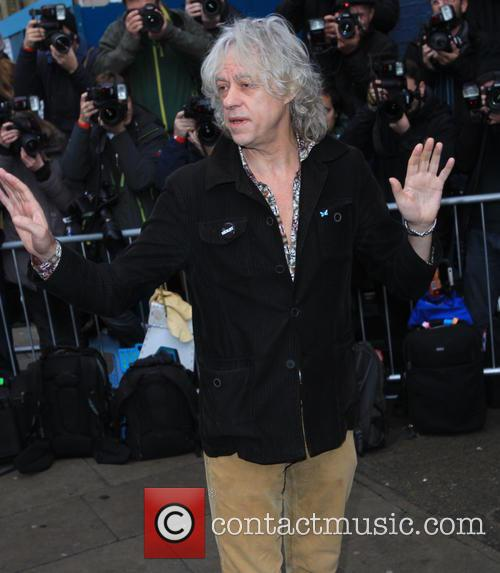 Sir Bob Geldof 11