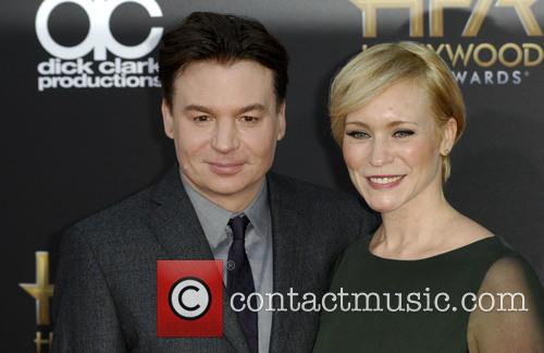 Mike Myers and Kelly Tisdale 4