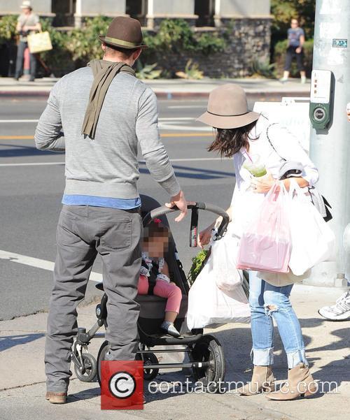 Channing Tatum, Jenna Dewan and Everly Tatum 10