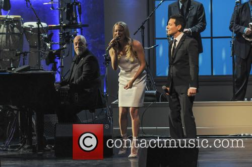Billy Joel, Leann Rimes and Michael Feinstein