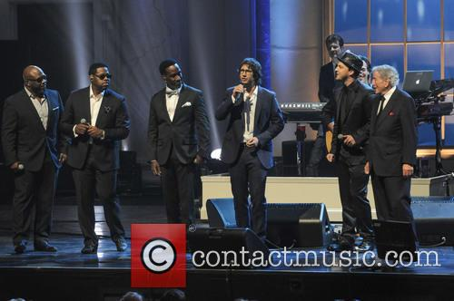 Boyz Ii Men, Josh Groban, Gavin Degraw and Tony Bennett 9