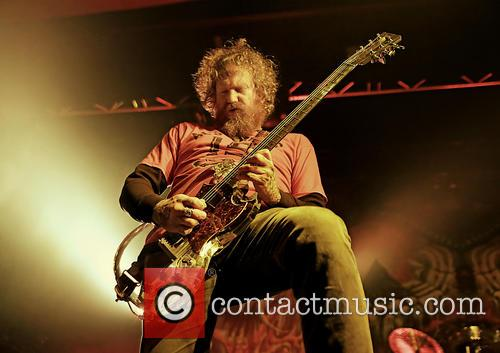 Brent Hinds and Mastodon 3