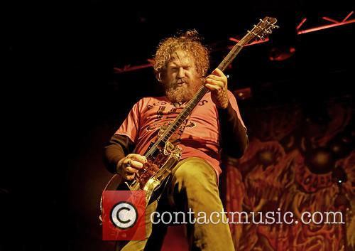 Brent Hinds and Mastodon 4
