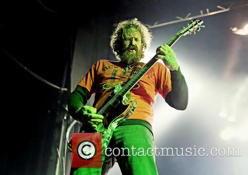 Brent Hinds and Mastodon 5
