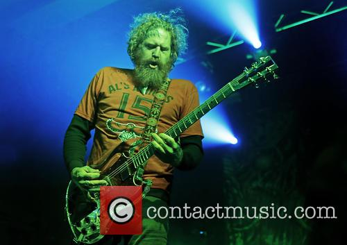 Brent Hinds and Mastodon 9