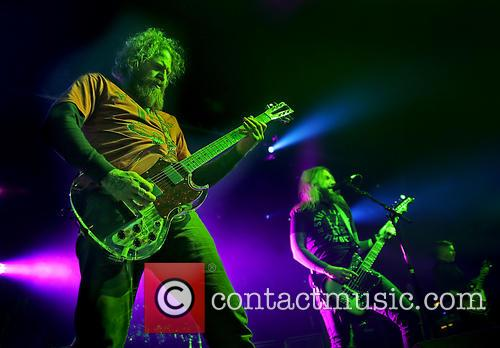 Brent Hinds, Troy Sanders and Mastodon 7