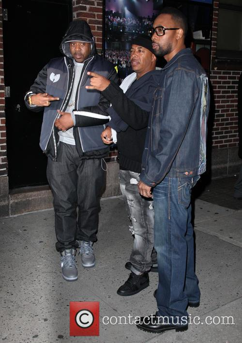 Raekwon, Ugod and Rza